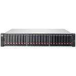 Hewlett Packard Enterprise MSA 2040 SAN no SFP w/6 600GB SAS SFF HDD Bundle/TVlite