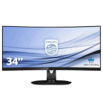 Philips Brilliance Curved UltraWide display with USB-C dock 349P7FUBEB/00