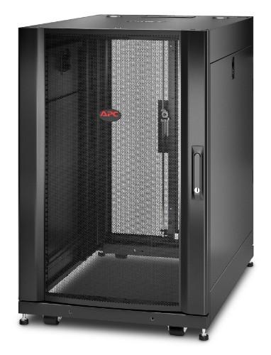 APC NetShelter SX 18U Freestanding rack Black