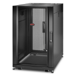 "APC NetShelter SX AR3006 18U 600mm(b) x 900mm(d) 19"" IT rack met zijpanelen"