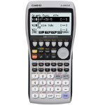 Casio FX-9860GII Desktop Graphing calculator Silver calculator