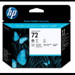 HP 72 grijze/fotozwarte DesignJet printkop