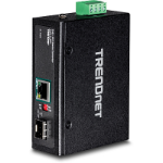 Trendnet TI-PF11SFP network media converter 2000 Mbit/s 0.56 nm Black
