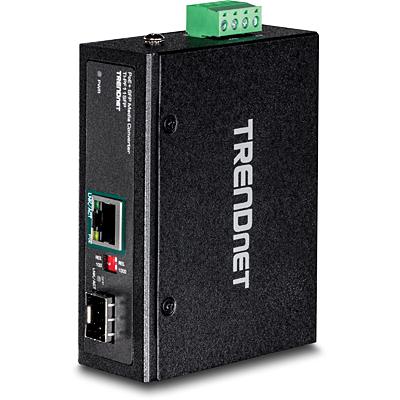 Trendnet TI-PF11SFP convertidor de medio 2000 Mbit/s 0,56 nm Negro