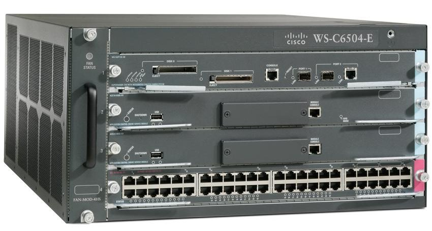 Cisco Catalyst 6504 Enhanced