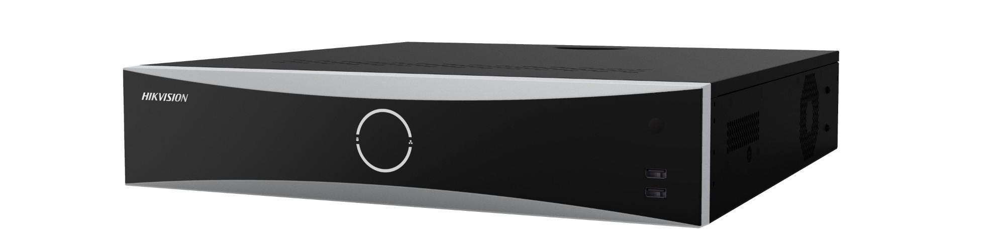 Hikvision Digital Technology DS-7732NI-I4/24P network video recorder Black,Grey