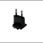 Zebra CN-000803-05 netstekker adapter Type C (Europlug) Zwart