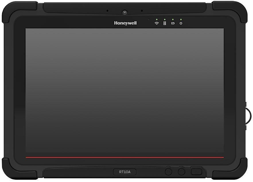 """Honeywell RT10A 25,6 cm (10.1"""") Qualcomm Snapdragon 4 GB 32 GB Wi-Fi 5 (802.11ac) 4G LTE-TDD & LTE-FDD Negro"""