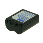 2-Power Digital Camera Battery 7.2V 700mAh