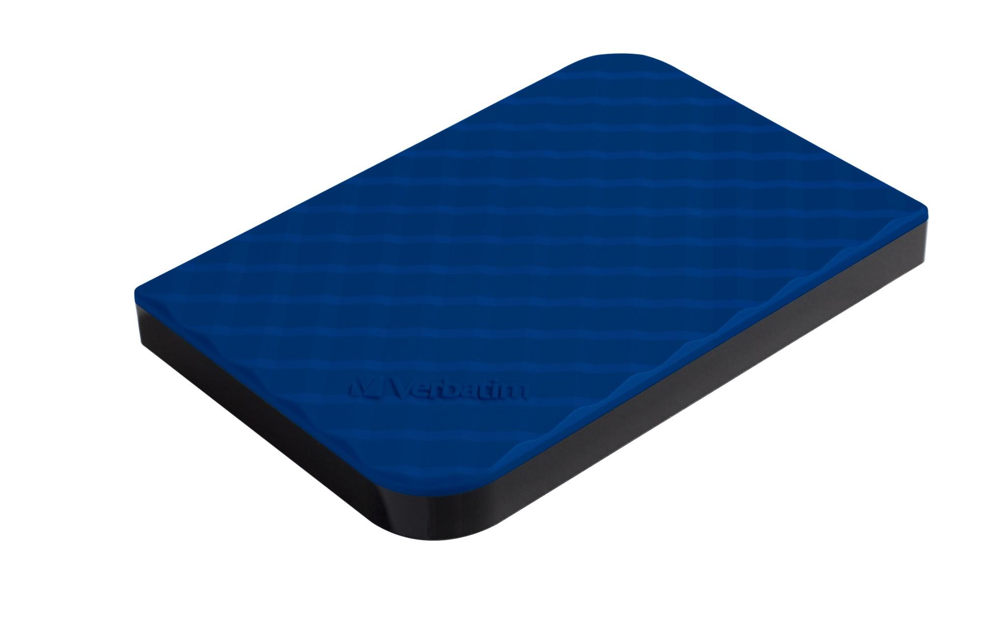 Verbatim Store 'n' Go USB 3.0 Hard Drive 1TB Blue