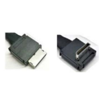 Intel Oculink Cable Kit AXXCBL700CVCR OCuLink SFF-8611 OCuLink SFF-8611 Black cable interface/gender adapter