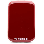 Hyundai HS2 750GB 750GB 3.0 (3.1 Gen 1) Red