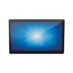 "Elo Touch Solution I-Series 3.0 54,6 cm (21.5"") 1920 x 1080 Pixels Touchscreen Qualcomm Snapdragon 3 GB DDR3L-SDRAM 32 GB SSD Wi-Fi 5 (802.11ac) Zwart Alles-in-één-pc Android 8.1"
