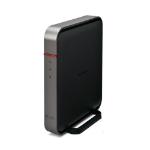 Buffalo WZR-1750DHP Dual-band (2.4 GHz / 5 GHz) Gigabit Ethernet Black