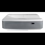 Optoma EH320UST data projector 4000 ANSI lumens DLP 1080p (1920x1080) 3D Desktop projector Grey