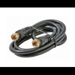 Steren BL-215-025BK Coaxial Cable
