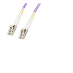 Microconnect FIB440405P 5m LC/PC LC/PC Purple fiber optic cable
