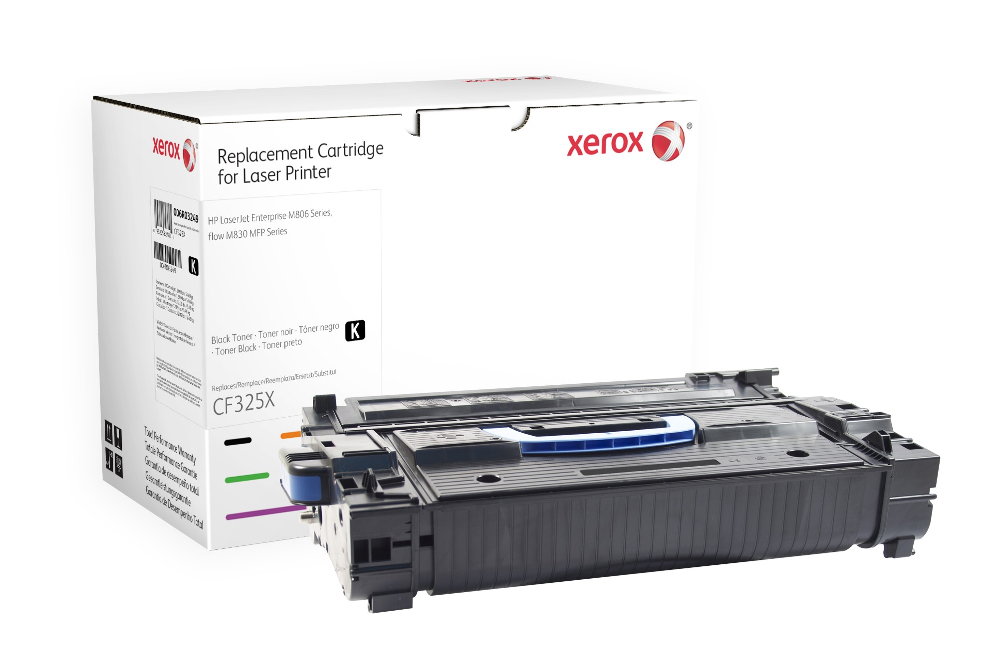 Xerox 006R03249 compatible Toner black, 40K pages (replaces HP 25X)