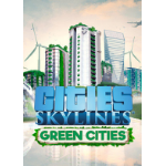 Paradox Interactive Cities: Skylines - Green Cities, PC Basic PC English video game