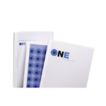 GBC Standard Thermal Binding Covers 6mm White (100)