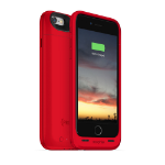 """Mophie juice pack air 4.7"""" Cover Red"""