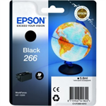 Epson C13T26614010 (266) Ink cartridge black, 260 pages, 6ml