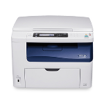 Xerox WorkCentre 6025V/BI Laser A4 Blue,White Wi-Fi