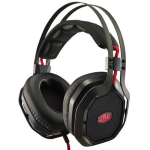 Cooler Master MasterPulse Pro Binaural Head-band Black headset