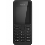"Nokia 130 1.8"" 68.6g Black Feature phone"