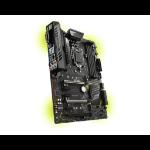 MSI Z370 SLI PLUS LGA 1151 (Socket H4) ATX motherboard
