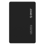 "ORICO EXTE ENCLOSURE FOR HARD DRIVE USB3.0 9.5MM 7MM SSD 2.5 SATA HDD/SSD enclosure 2.5"" Black"