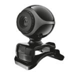 Trust Exis webcam 0.3 MP 640 x 480 pixels USB 2.0 Black