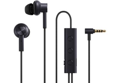 Xiaomi Mi Noise Canceling Earphones Headset In-ear Black