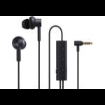 Xiaomi Mi Noise Canceling Earphones mobile headset Binaural In-ear Black