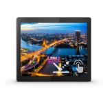 "Philips B Line 152B1TFL/00 touch screen monitor 38.1 cm (15"") 1024 x 768 pixels Multi-touch Black"