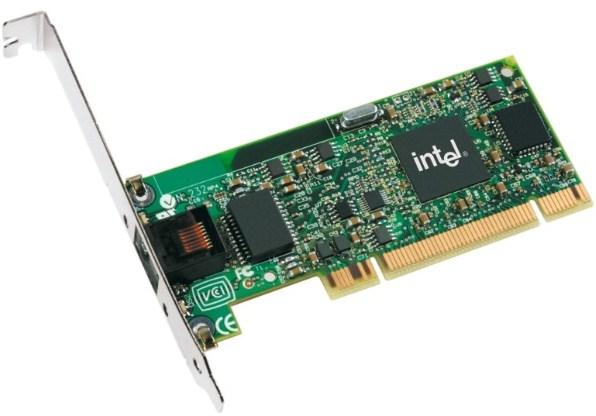 Intel PRO/1000 GT