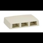 Black Box WPT903 outlet box Beige