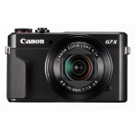 "Canon PowerShot G7X Mark II Compact camera 20.1 MP 1"" CMOS 5472 x 3648 pixels Black"