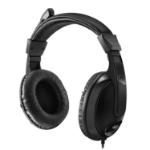 Adesso Xtream H5 - Multimedia Headphone/Headset with Microphone
