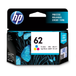 HP C2P06AE (62) Printhead cartridge color, 165 pages