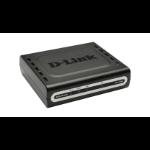 D-Link ADSL2+ Ethernet Modem (Annex B) módem 24000 Kbit/s