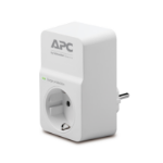 APC SurgeArrest 1 AC-Ausgänge 230 V Weiß