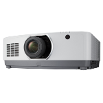 NEC PA653UL data projector 6500 ANSI lumens 3LCD WUXGA (1920x1200) Desktop projector White
