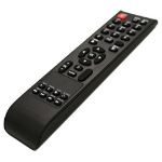 Promethean AP4-REMOTE Press buttons Black remote control