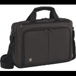 """Wenger/SwissGear Source 14 14"""" Briefcase Black"""