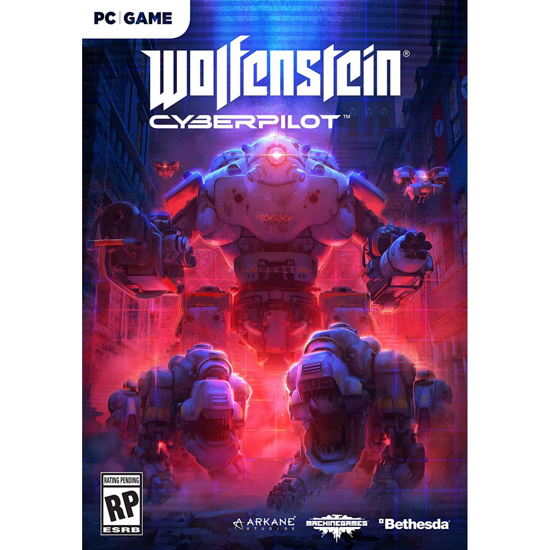 Nexway Wolfenstein: Cyberpilot, PC vídeo juego Básico Español