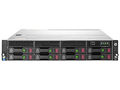 Hewlett Packard Enterprise ProLiant DL80 Gen9 1.6GHz E5-2603V3 900W Rack (2U) server
