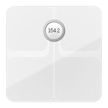 Fitbit Aria 2 - Bathroom scales - white