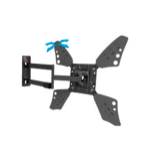 """Barkan Mounting Systems 3400L 70"""" Black"""