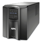 APC Smart-UPS Line-Interactive 1500VA 8AC outlet(s) Tower Black uninterruptible power supply (UPS)